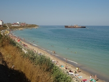 Costinesti Beach Views