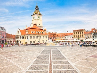 Council Square - Downtown Brasov