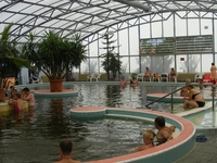 Cserkeszőlő Spa y Centro de Terapia