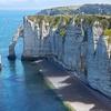 Côte D'Albâtre Chalk Cliffs