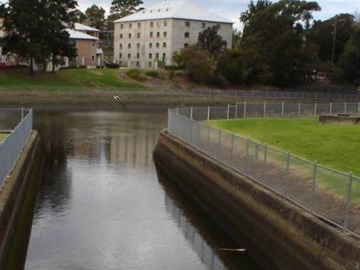Junction Of Cooks River