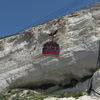 Cable Car In Rosh Hanikra