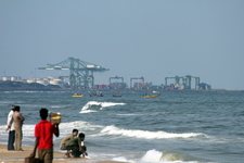 Chennai International Container Terminal