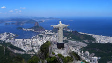 Christ On Corcovado Mountain