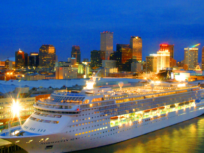 The Port Of New Orleans