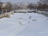 Snow Covered Otinja River