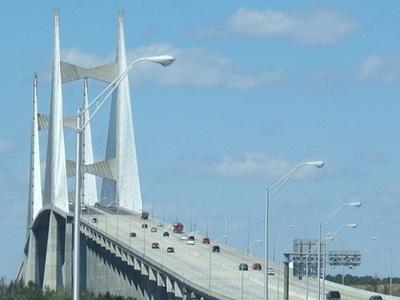 Dames Point Bridge