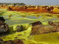 Danakil Depression Expedition