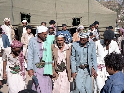 Dance In Sa'dah - Yemen
