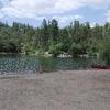 Day Use At Goldwater Lake