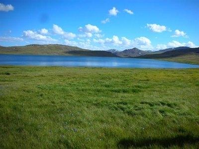 Deosai Lake