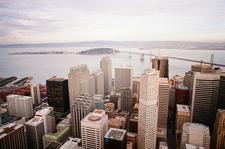 Downtown San Francisco & Bay