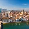 Downtown Zurich Overview