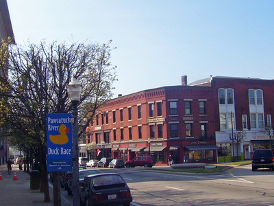 Downtown  Westerly