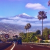Driving Into Tenerife - Spain Canary Islands