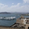 Adjoining Structures & Udaipur Lake Palace