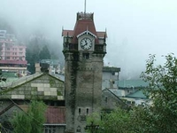 Darjeeling Clock Tower