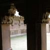 Massive Pillars & Central Courtyard
