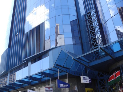 I&M Bank Tower - Nairobi