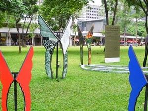 Ayala Triangle Park