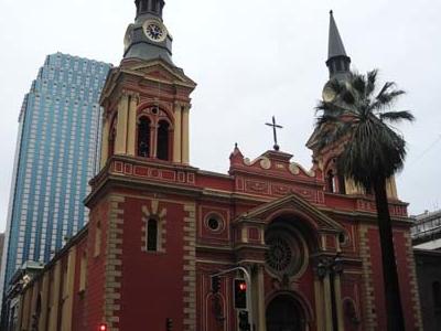 Basilica De La Merced - Santiago