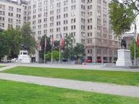 Monumento a Bernardo O Higgins