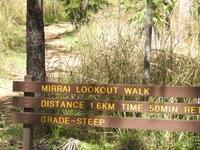 Mirrai Lookout Trail