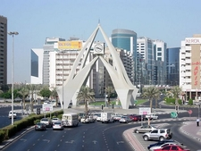 Dubai Clock Tower