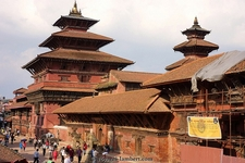 Durbar Square In Patan - Nepal