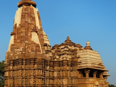 Devi Jagdambi Temple At Khajuraho