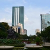 Downtown Ho Chi Minh