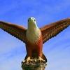 Eagle Sculpture At Eagle Square - Pulau Langkawi
