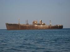 E Evangelia Shipwreck - Costinesti - Constanta