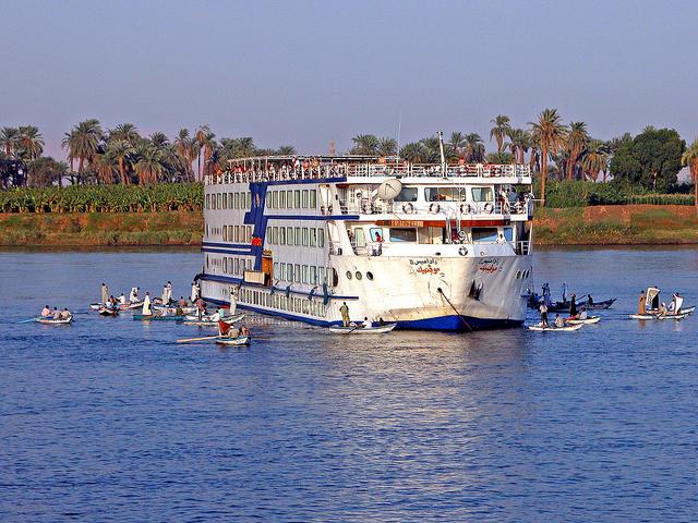 Egypt Nile Cruise Holiday Photos