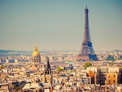 Eiffel Tower - Paris Overview