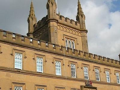 Elizabeth College In Guernsey