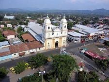 El Salvador San Vicente Cathedral