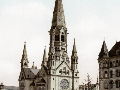 The Old Church Around 1900