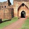 Entrance To The Bidar Fort