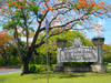 Entrance To Saipan International Airport