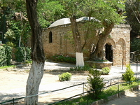 House of Virgen Mary