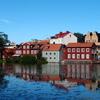 Eskilstuna River And Gamla Stan Old Town