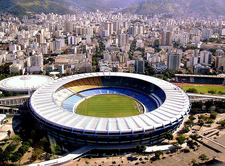 Estadio Do Maracana - Rio - Brazil