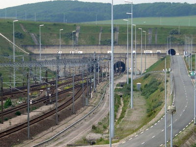 Eurotunnel Channel Tunnel