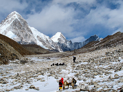 Everest Base Camp - Nepal