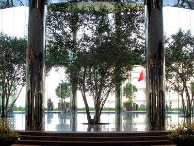 Exchange Square Lobby