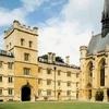 Exeter College de Oxford