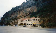 Tourist Facilities In The Vicinity Of The Grotto