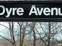 Eastchester Dyre IRT Dyre Avenue Line Station