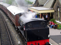 Embsay and Bolton Abbey Steam Railway